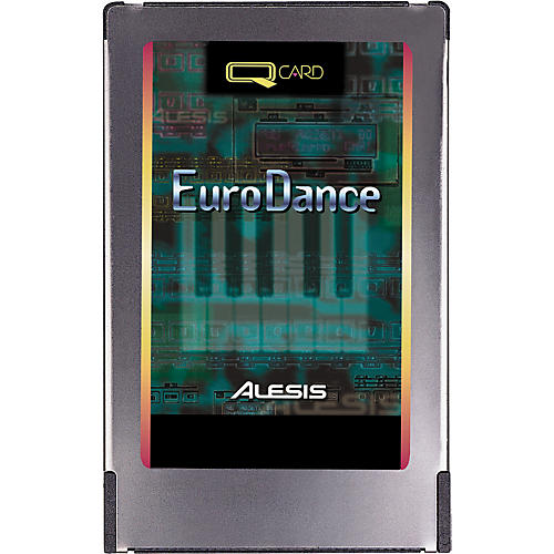 Alesis QCard EuroDance-thumbnail