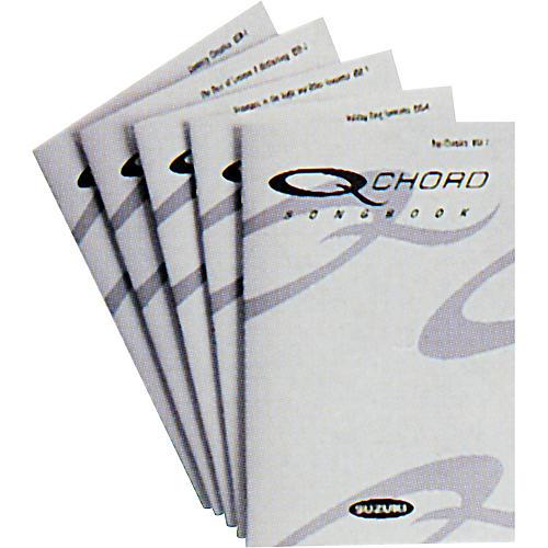 Suzuki QChord Songbook - Great Standards