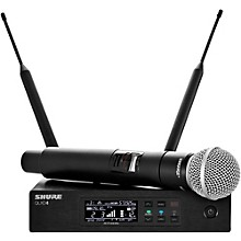 Open Box Shure QLX-D Digital Wireless System with SM58 Dynamic Microphone