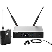 Shure QLX-D Digital Wireless System with WL183 Omnidirectional Lavalier Band G50