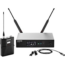 Shure QLX-D Digital Wireless System with WL184 Supercardioid Lavalier Band G50
