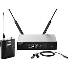 Shure QLX-D Digital Wireless System with WL185 Cardioid Lavalier Band X52
