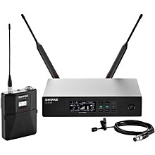 Shure QLX-D Digital Wireless System with WL93 Omnidirectional Lavalier Band L50