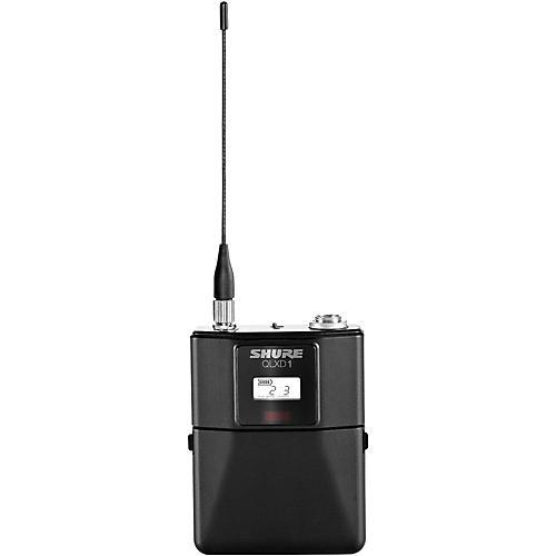 Shure QLXD1 Wireless Bodypack Transmitter-thumbnail
