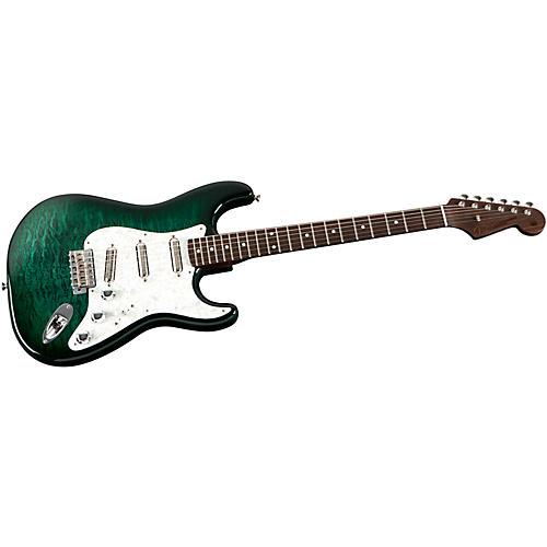 Fender Custom Shop QMT Stratocaster NOS Masterbuilt by Dale Wilson