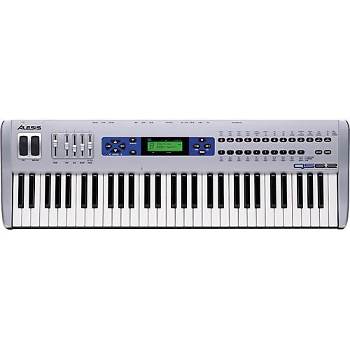 Alesis QS6.2 61-Key Synthesizer