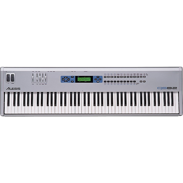 Alesis QS8.2 88 Key Synthesizer