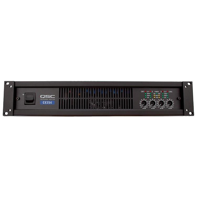 QSCQSC CX254 4CH PWR AMP