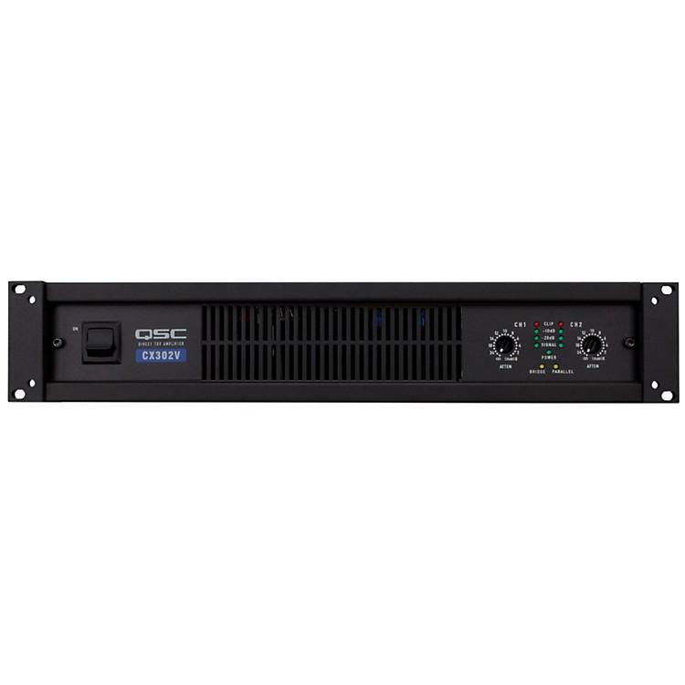 QSCQSC CX302V STEREO 120V PWR AMP