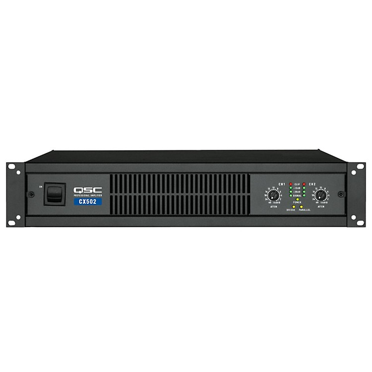 QSC QSC CX502 STEREO PWR AMP