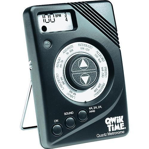 Qwik Time QT-7 Quartz Metronome
