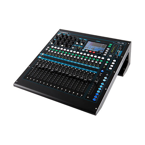 Allen & Heath QU-16 16-Channel Rack Mount Digital Mixer