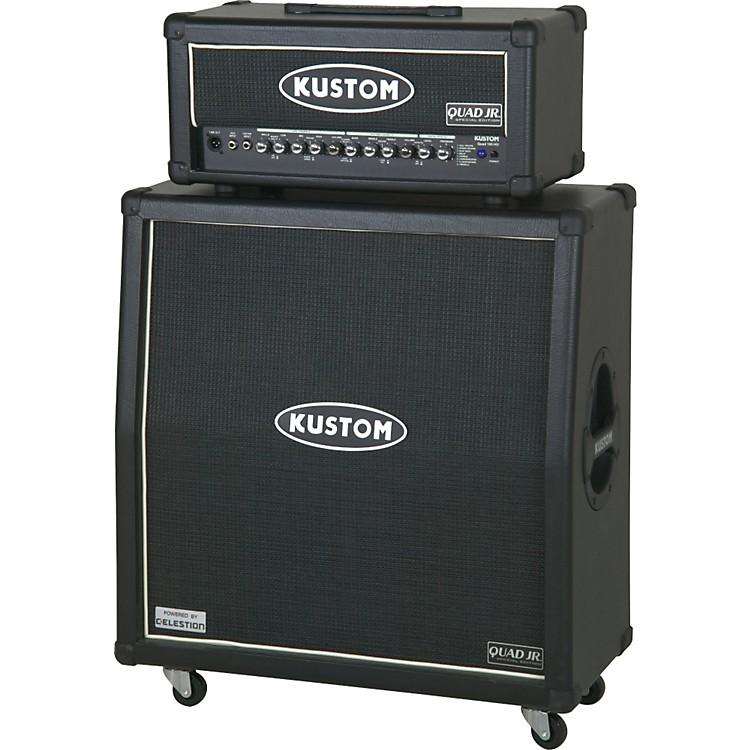 KustomQUAD JR. 100W Half Stack Guitar Amplifier