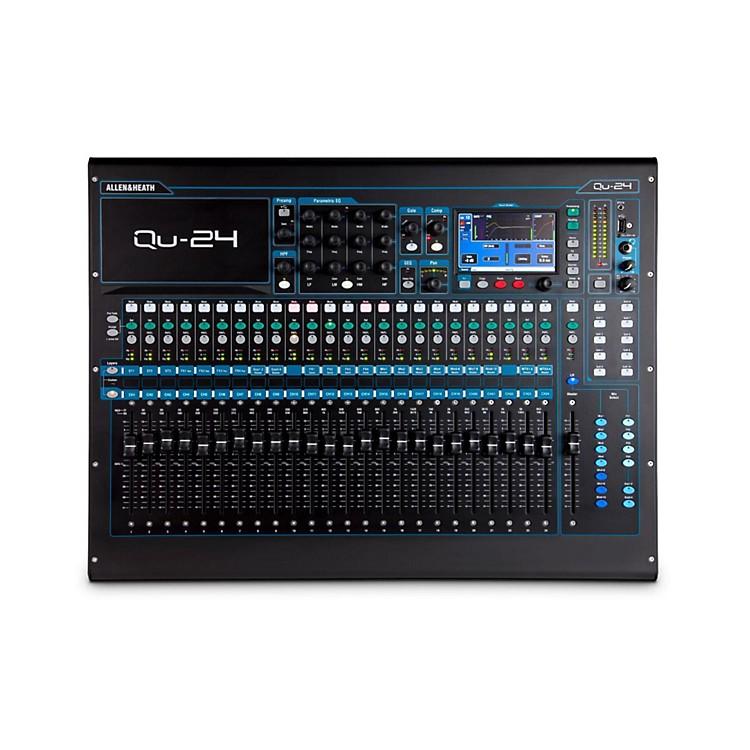 Allen & HeathQu-24 24-Channel Digital Mixer