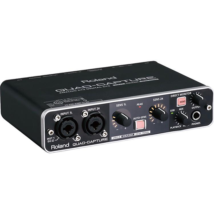 RolandQuad Capture USB 2.0 Audio Interface