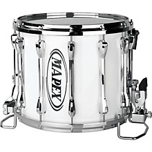 """Mapex Qualifier Deluxe Snare 14"""" x 12"""" Snow White 14 X 12 Inch"""