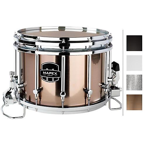Mapex Quantum Agility Snare Drum 14 x 10 in. Gloss Black/Gloss Chrome Hardware-thumbnail