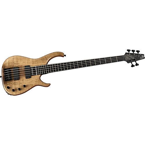 Modulus Guitars Quantum Q5 5-String Myrtle Top Electric Bass Guitar