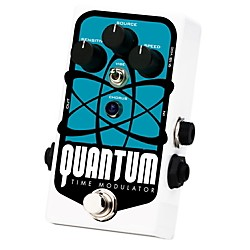 Quantum Time Modulator Guitar Effects Pedal