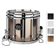 Mapex Quantum XT Snare Drum 14 x 12 in. Grey Steel/Gloss Chrome Hardware