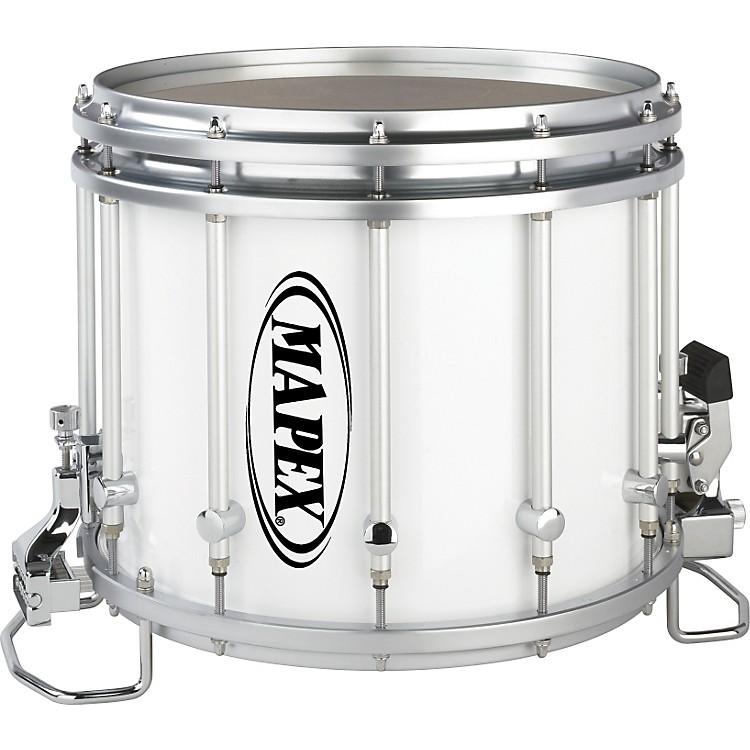 MapexQuantum XT Snare DrumSnow White14 X 12 Inch
