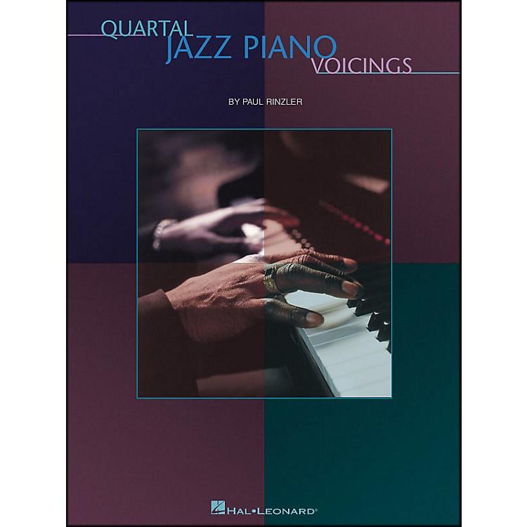 Hal LeonardQuartal Jazz Piano Voicings Piano Instruction