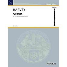 Schott Quartet Schott Series Composed by Paul Harvey