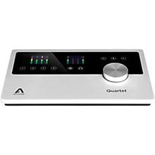 Apogee Quartet for Mac and iOS Level 2  888365893044