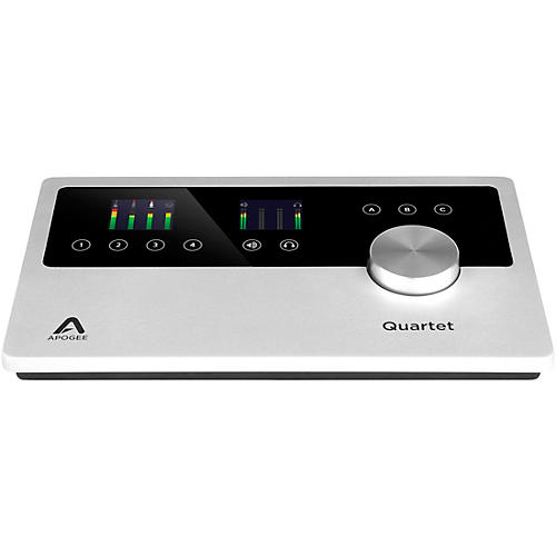 Apogee Quartet for Mac and iOS with Waves Gold Bundle