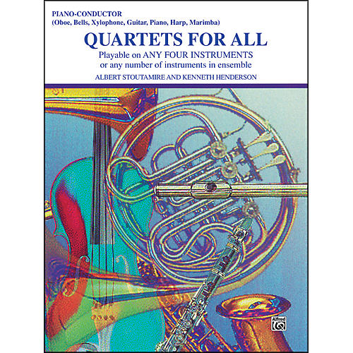 Alfred Quartets for All Piano/Conductor