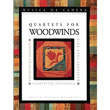 Editio Musica Budapest Quartets for Woodwinds (Musica da Camera for Music Schools) EMB Series Composed by Various