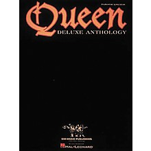 Hal Leonard Queen - Deluxe Anthology Piano, Vocal, Guitar Songbook