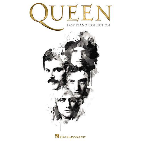 Hal Leonard Queen - Easy Piano Collection-thumbnail