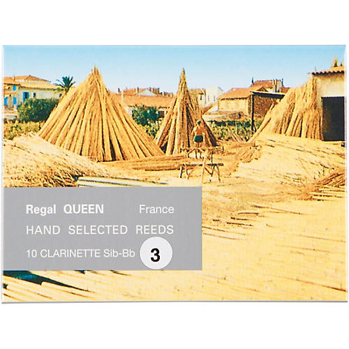 Rigotti Queen Reeds for Bb Clarinet-thumbnail