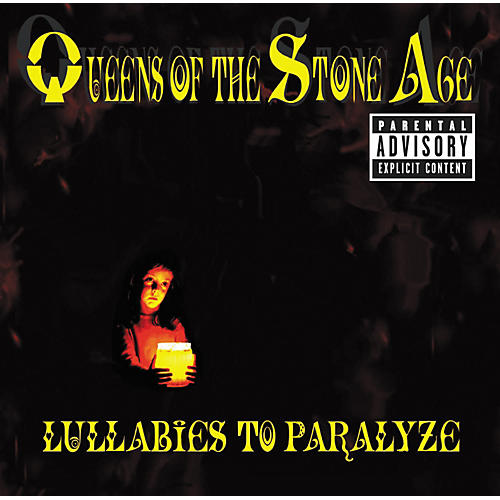 Music CD Queens of the Stone Age - Lullabies to Paralyze (CD)