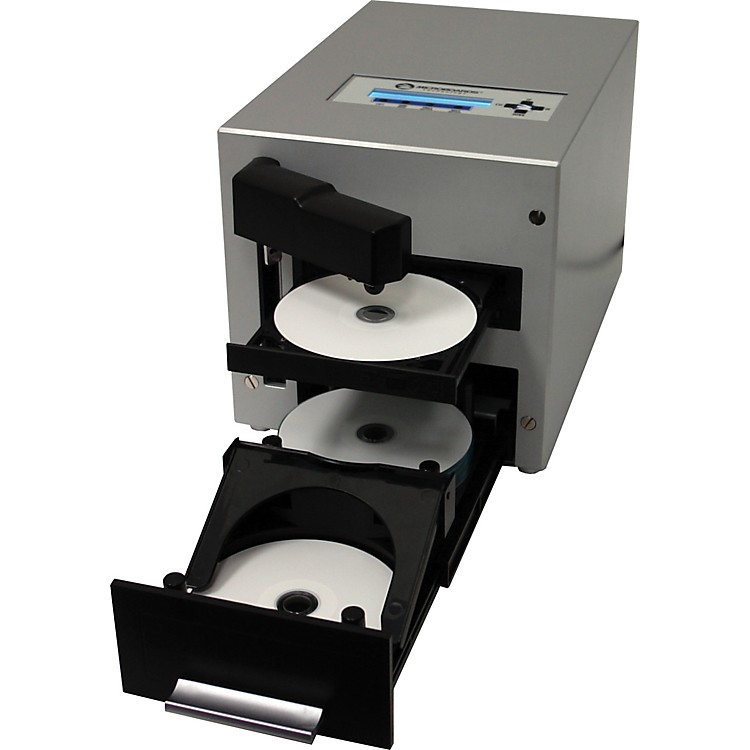 Microboards Quic Disc Autoloader 25-disc CD/DVD Duplicator w/Hard Drive