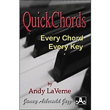 Jamey Aebersold Quick Chords (Book)