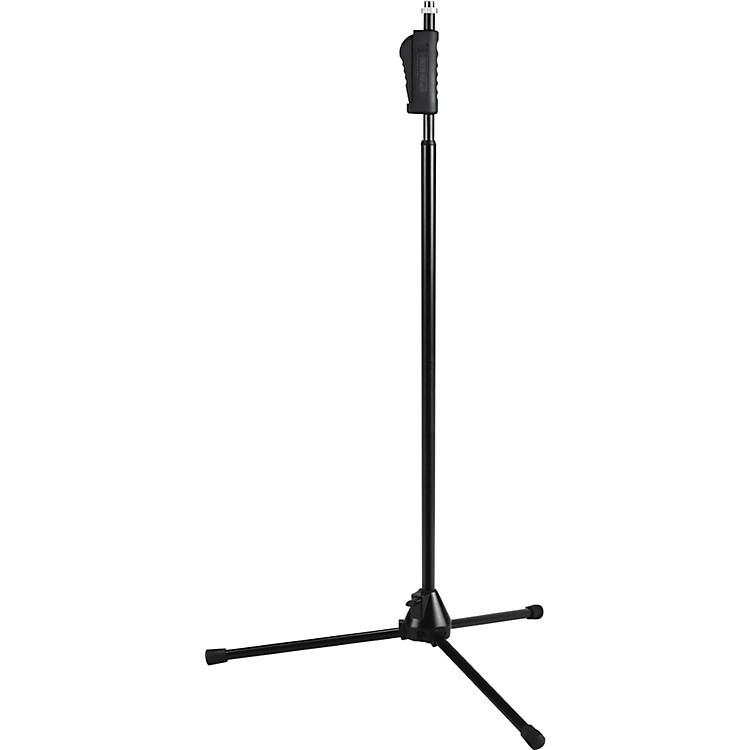 DR Pro Quick Release Tripod Microphone Stand Black