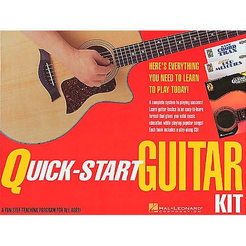 Hal Leonard Quick-Start Guitar Kit