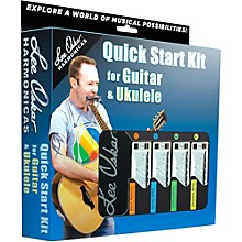 Lee Oskar Quick Start Kit for Guitar and Ukulele