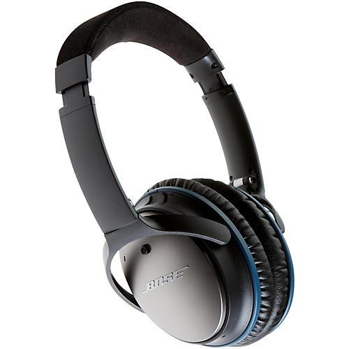 Bose QuietComfort 25 Noise Cancelling Headphones (Apple) Black