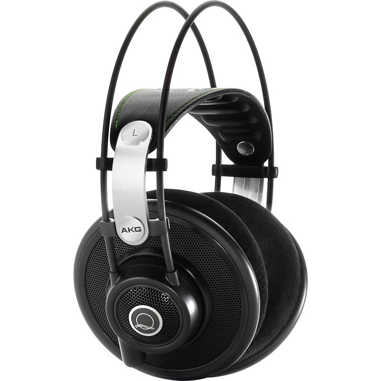 AKG Quincy Jones Signature Series Q701 Premium Class Reference Headphones