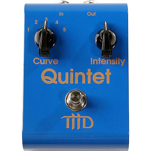 THD Quintet Tone Curve Guitar Effects Pedal-thumbnail
