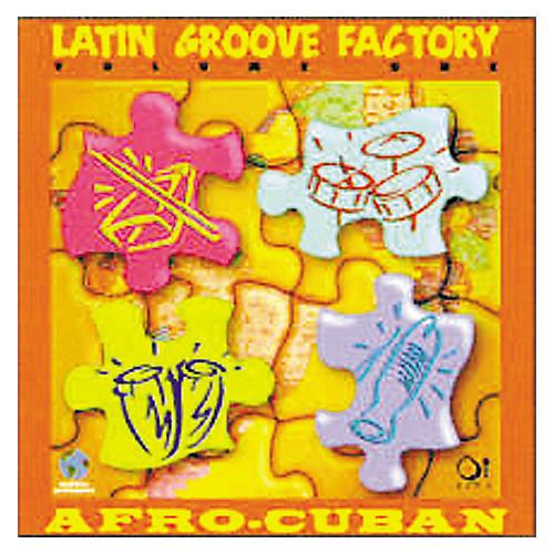 Tascam Qup: Latin Groove Factory 1-Afro-Cuban Giga CD-thumbnail