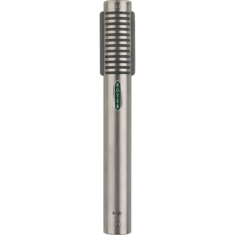Royer R-122 Active Ribbon Microphone Nickel