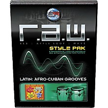 Sonic Reality R.A.W. Style Pack - Latin: Afro-Cuban Grooves Loops Collection Software