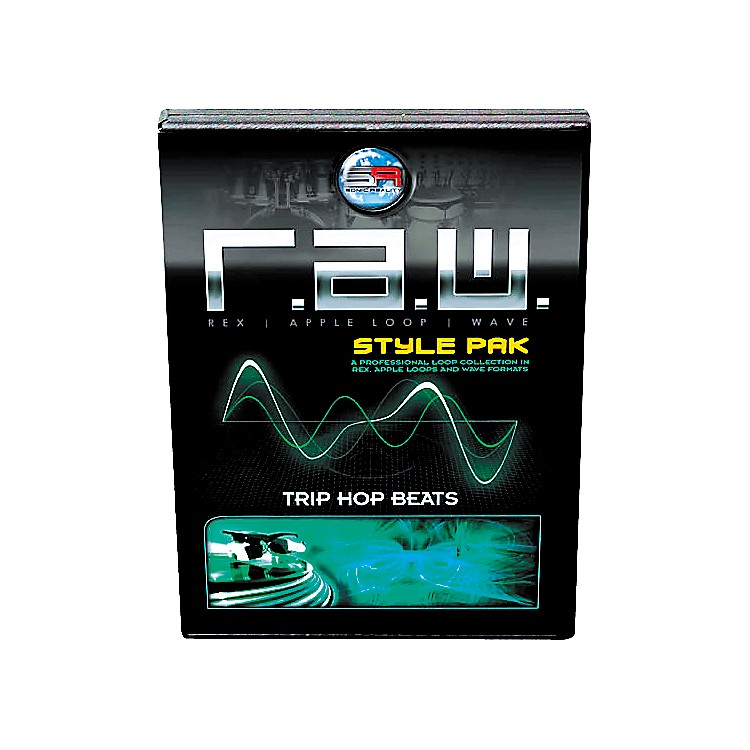 Sonic RealityR.A.W. Style Pack - Trip Hop Beats Loops Collection Software