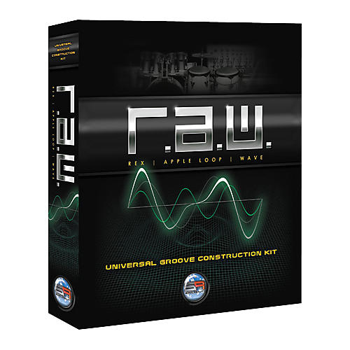 Sonic Reality R.A.W. Universal Groove Construction Kit