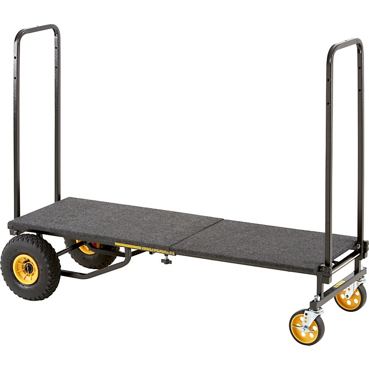 Rock N RollerR10RT 8-in-1 Max Multi-Cart With Deck