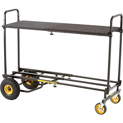 Rock N Roller R10RT 8-in-1 Max Multi-Cart With Shelf
